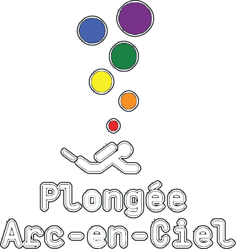 Plongée Arc-en-Ciel Logo