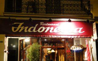 Restaurant Indonésia